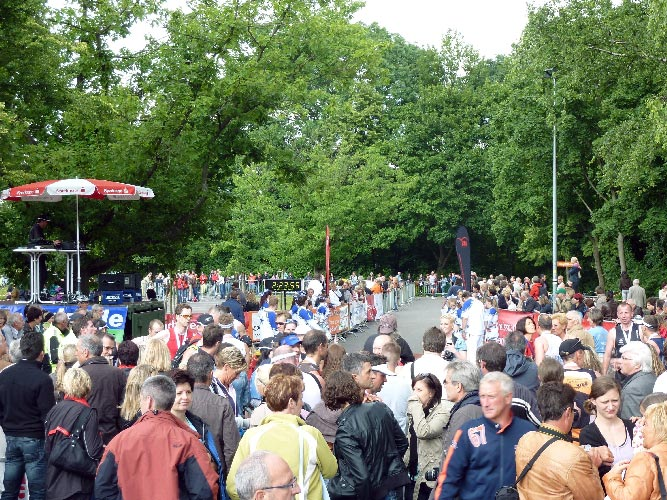 2. Saar-Lor-Lux Triathlon in Saarlouis